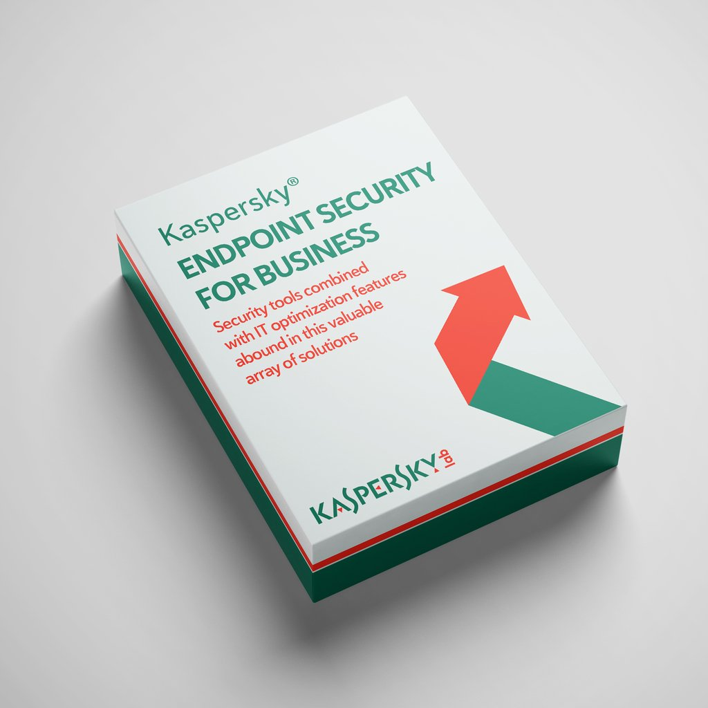 Kaspersky Endpoint Security for Business Select ( Base ) 10 PCs 1 Year