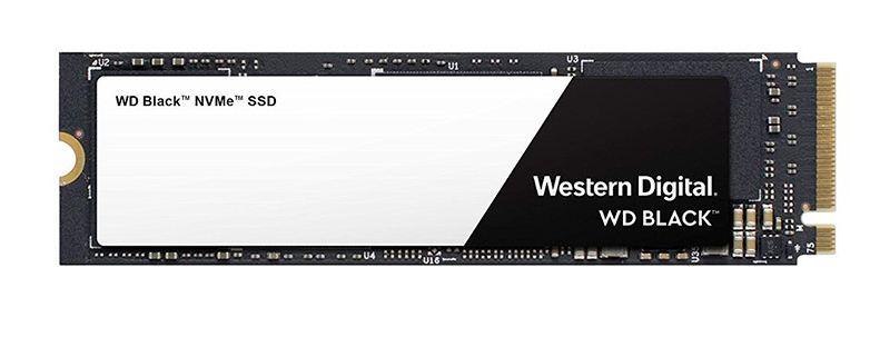 Ổ Cứng SSD Western Digital 500GB Black M2-2280 NVMe PCIe