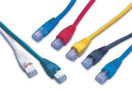 PATCH CORD AMP CAT6 3M