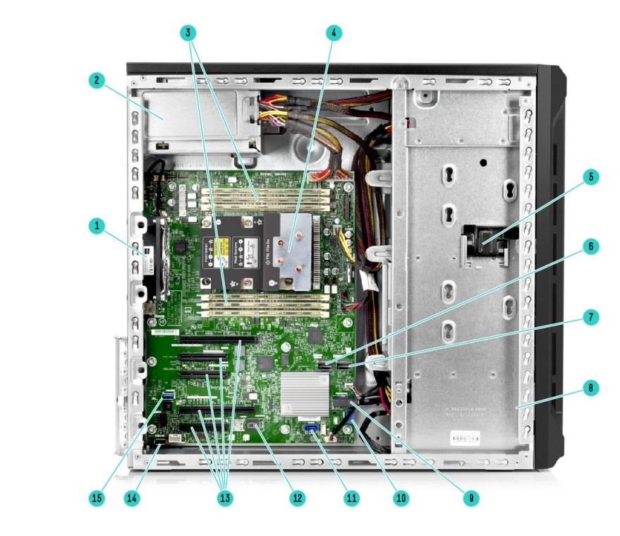 Smart Array HPE S100i SR Gen10 Sofware Raid