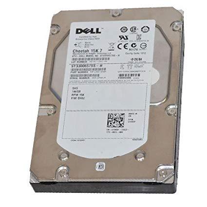 Seagate Cheetah 146GB 15K.7 SAS Hard Drive ST3300657SS-H