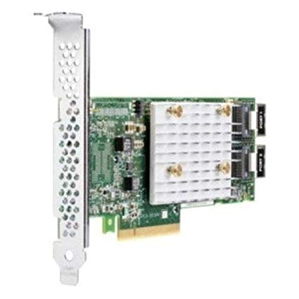 Smart Array HPE E208i-p SR Gen10 (8 Internal Lanes/No Cache) 12G SAS PCIe Plug-in Controller