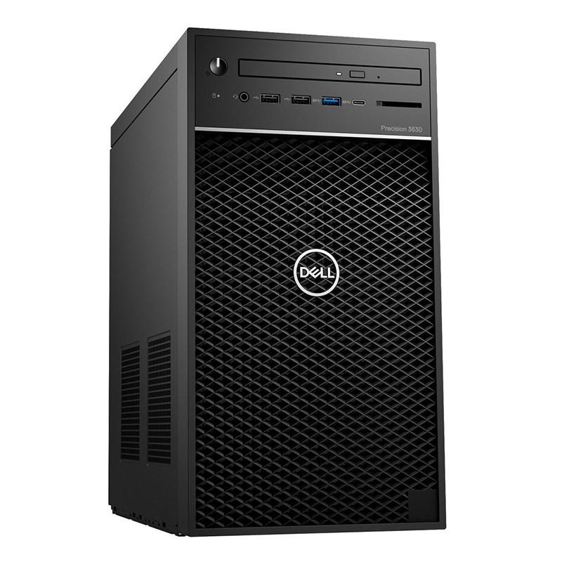 Dell Precision 3630 Mini Tower (42PT3630D04) Xeon E-2146G/ 2x8GB/ 2TB/ NVIDIA Quadro P2000 5GB/ 3Yrs Warranty