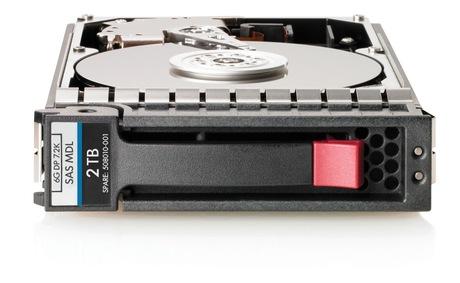 HPE MSA 4TB 12G SAS 7.2K LFF K2Q82A0