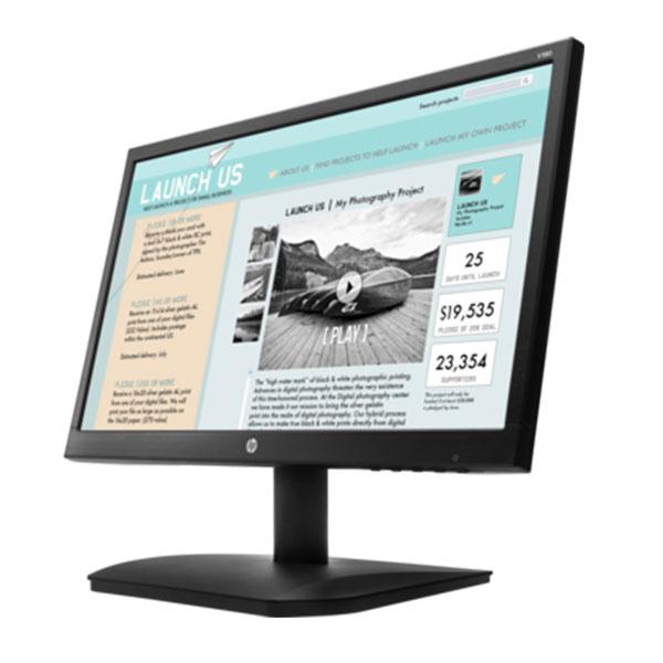 Màn Hình LCD HP V190 18.5inch LED (1366x768/60Hz/5ms) - 2NK17AA