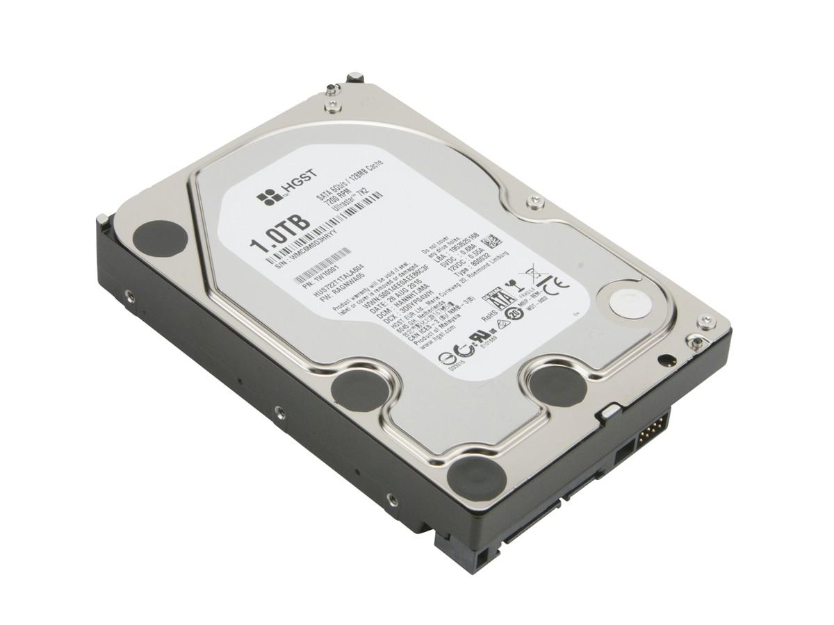 Ổ Cứng HDD Western WD Enterprise Ultrastar DC HA210 1TB 3.5inch 128MB Cache 7200RPM SATA 6Gb/s