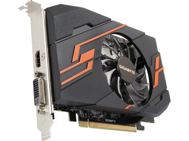 Card Màn Hình VGA GIGABYTE GeForce GT 1030 2GB GDDR5 OC - GV-N1030OC-2GI