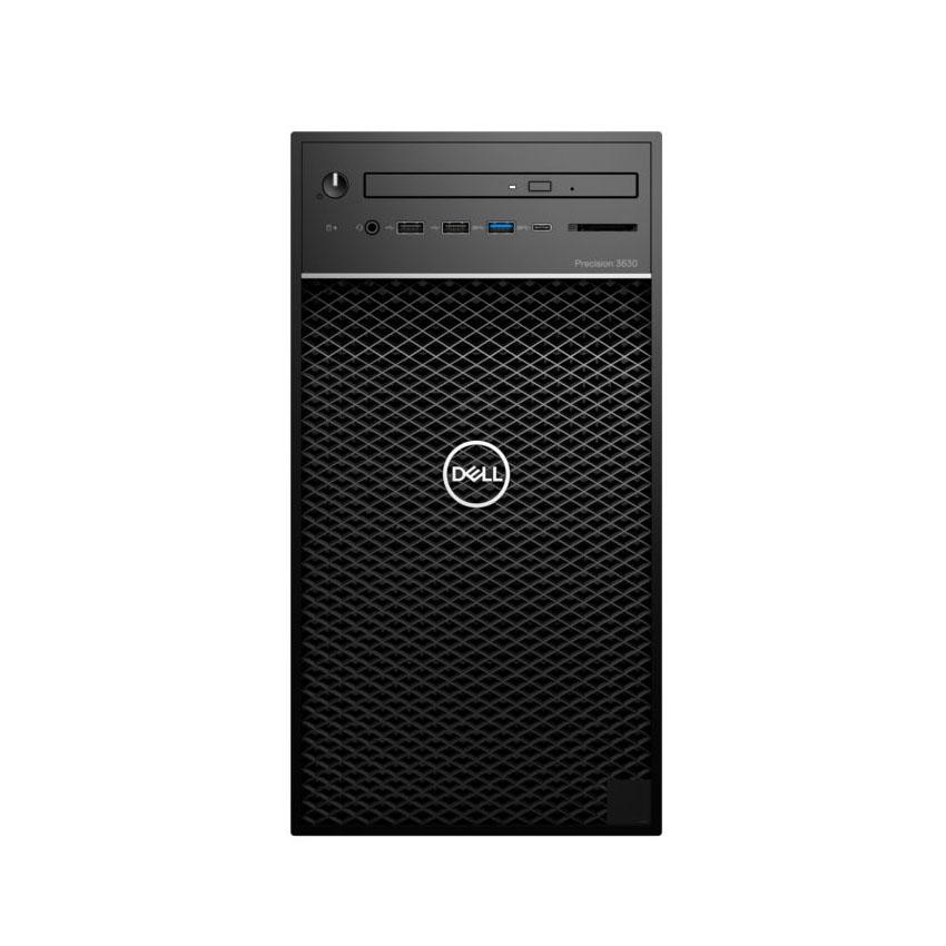 Máy tính trạm Dell Precision 3630 Tower i7-8700, 2x8GB, 1TB, DVDRW, 2GB NVIDIA Quadro P620