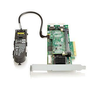 HP Smart Array P411/512 BBWC 2-ports Ext PCIe x8 SAS Controller
