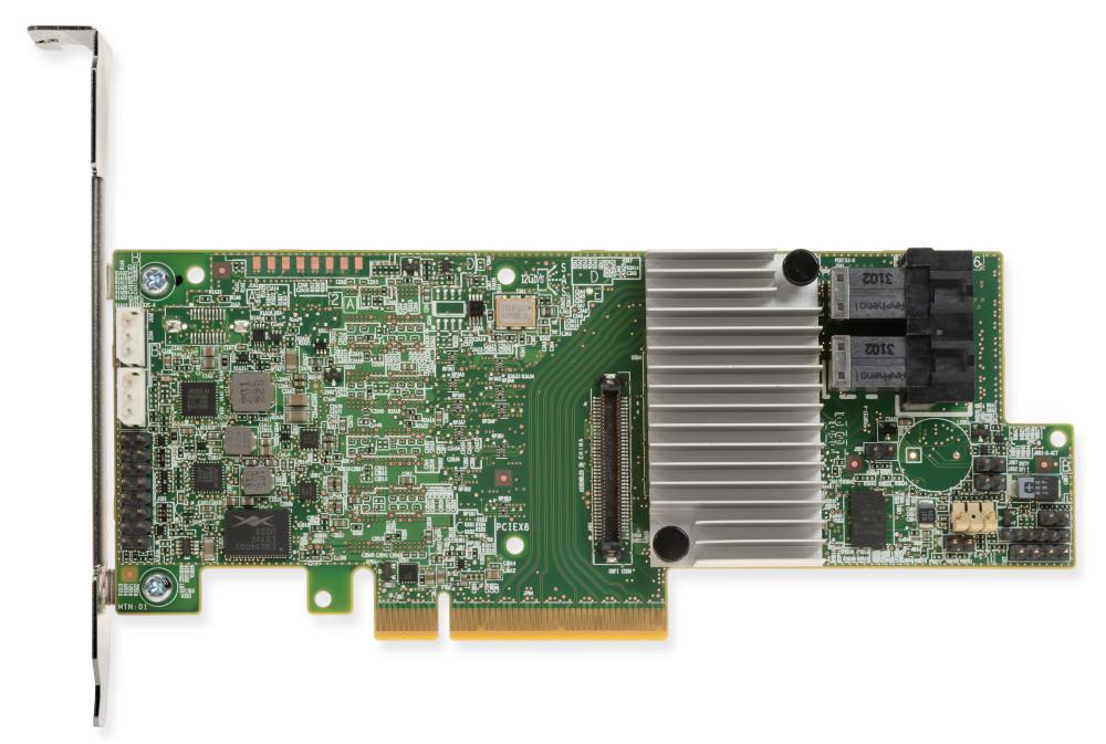 ThinkSystem RAID 730-8i 1GB Cache PCIe 12Gb Adapter