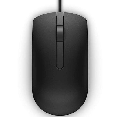 Chuột Có Dây Dell MS116 (Đen)