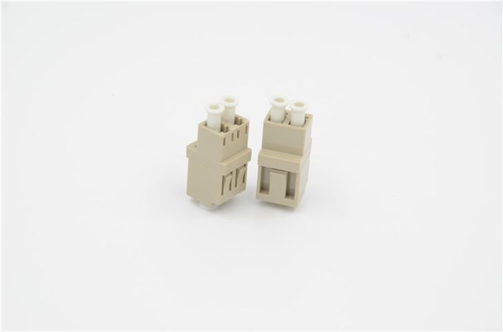 Coupler quang multi-mode LC duplex