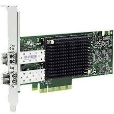 HPE StoreFabric SN1200E 16Gb Dual Port FC HBA