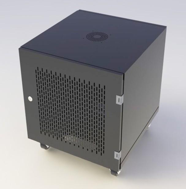 Tủ Rack HNR 10U-D600