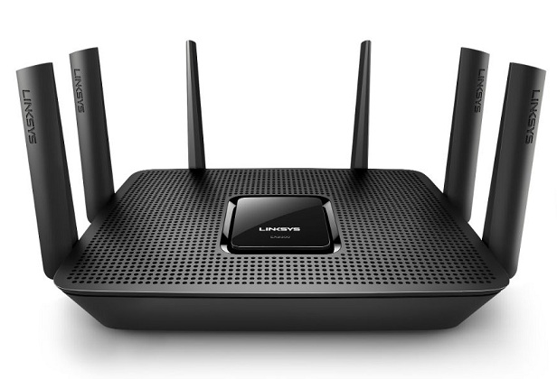 LINKSYS EA9300 MAX-STREAM™ AC4000 TRI-BAND WI-FI ROUTER EA9300