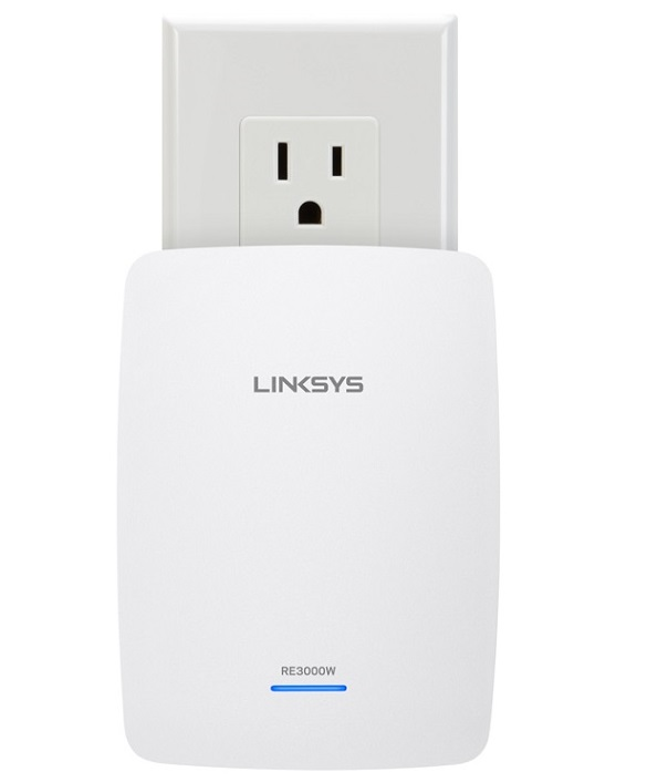 Thiết Bị Mạng Linksys Wireless-N Router RE3000W