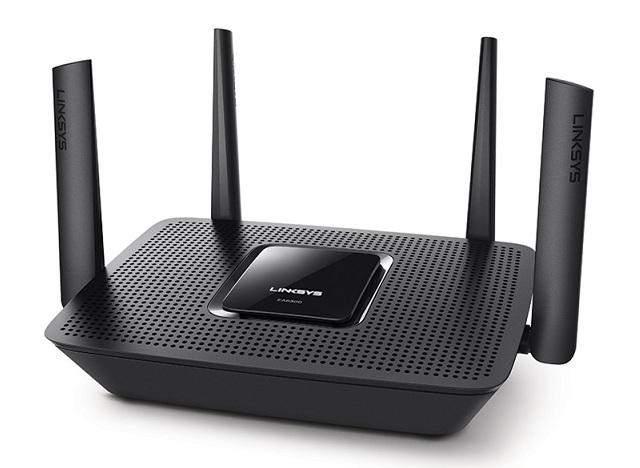 Linksys EA8300 Max-Stream™ AC2200 Tri-Band Wi-Fi Router EA8300