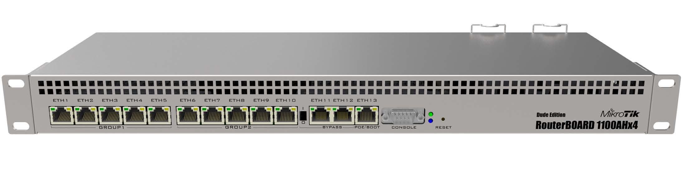 Thiết Bị Mạng Router Mikrotik RB1100AHx4