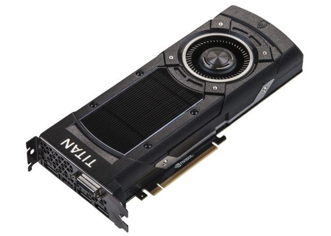 VGA Nvidia's GeForce GTX Titan X