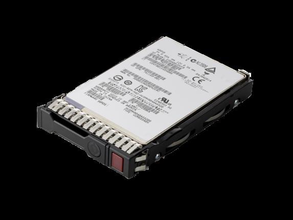 HPE 240GB SATA 6G RI SFF SC 3yr Wty SSD