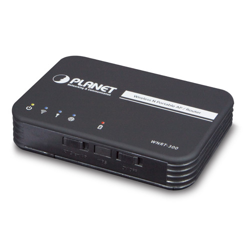 150Mbps 802.11n Wireless Portable AP/Router WNRT-300