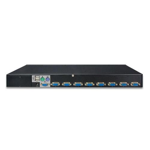 8-Port Combo KVM Switch - KVM-210-08