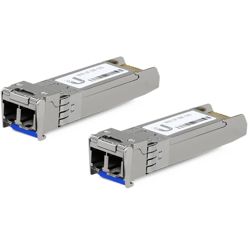 Ubiquiti Networks UF-SM-10G Fiber Single Mode SFP 10Gbps (1 bộ 2 module)