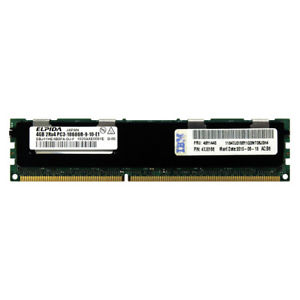 IBM 4GB PC3-10600 ECC SDRAM DIMM 49Y1435