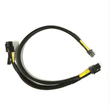 HPE DL38X Gen10 2x 8-pin GPU Cable Kit