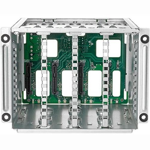 826690-B21 HPE DL38X Gen10 Premium 6 SFF SAS/SATA + 2 NVMe or 8 SFF SAS/SATA Bay Kit