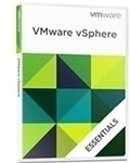 VMware vSphere 6 Essentials Kit for 3 hosts (Max 2 processors per host) - VS6-ESSL-KIT-C