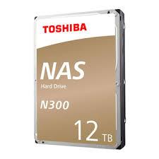 Ổ cứng Toshiba cho Nas HDWG21CUZSVA 12 TB TOSHIBA NAS HDD