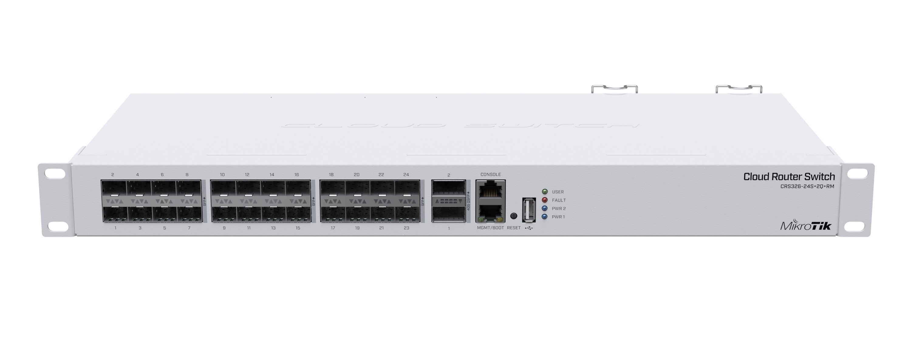 MikroTik Routers and Wireless CRS317-1G-16S+RM