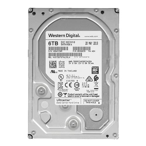 Ổ Cứng HDD Enterprise WD Ultrastar DC HC310 6TB 3.5