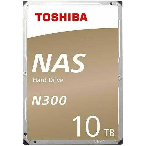 TOSHIBA N300 NAS - 10TB