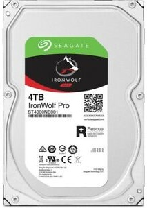 Ổ Cứng HDD Seagate NAS IronWolf Pro 4TB 7200rpm SATAIII 3.5inch
