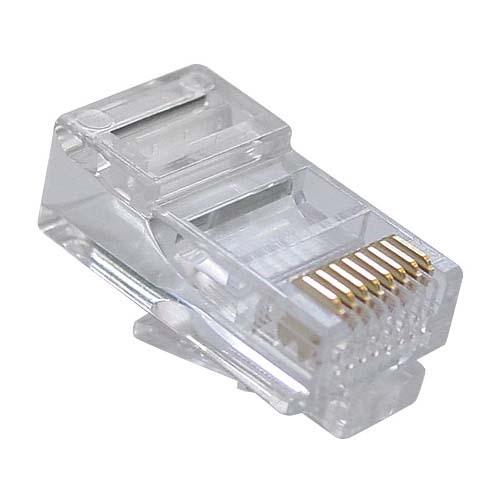 Đầu Mạng AMP Cat 5 Modular Jack Plug