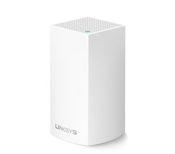 Thiết Bị Mạng Linksys Velop Intelligent Mesh WiFi System Dual-Band 1-Pack AC1300 WHW0101