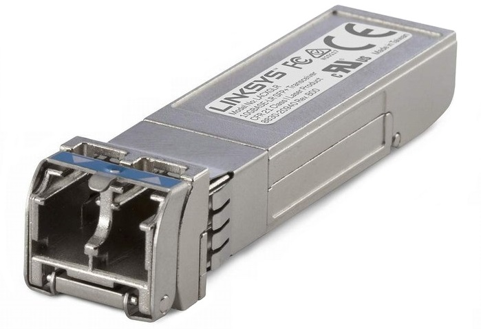 10GBASE-LR SFP TRANSCEIVER FOR BUSINESS LINKSYS LACXGLR