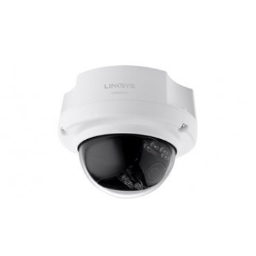 LINKSYS LCAD03FLN 1080p 3MP Indoor Night Vision Dome Camera