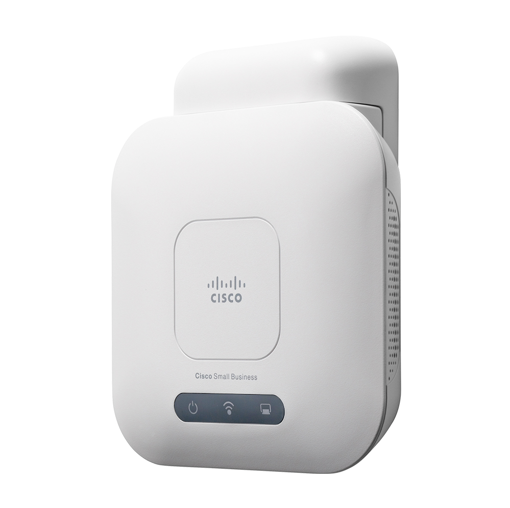 Router Wifi Cisco WAP121-E-K9 Wireless-N Access Point with PoE (WAP121-E-K9) (Trắng)