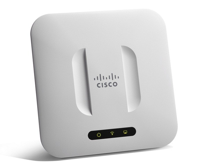 Wireless-AC/N Dual Radio Access Point with PoE Cisco WAP371-E-K9