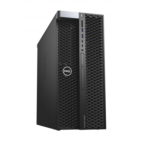 Máy Bộ PC Dell Precision 5820 Tower 70203579 (Xeon-2104/16GB/256GB SSD/1TB HDD/Quadro P620/Win10 Pro)