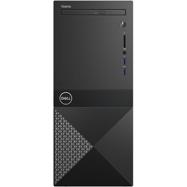 Dell Vostro 3671 MT 42VT37D043/ i7-9700/ 16GB /SSD 256GB+ 2TB/ VGA 2GB/ Black