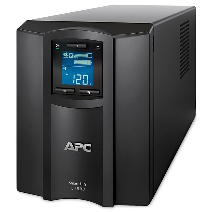 Bộ Lưu Điện UPS APC Smart-UPS C 1500VA LCD 230V With SmartConnect SMC1500IC
