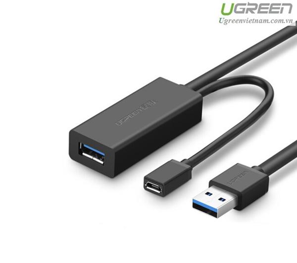 Cáp nối dài USB 3.0 5M ugreen 20826