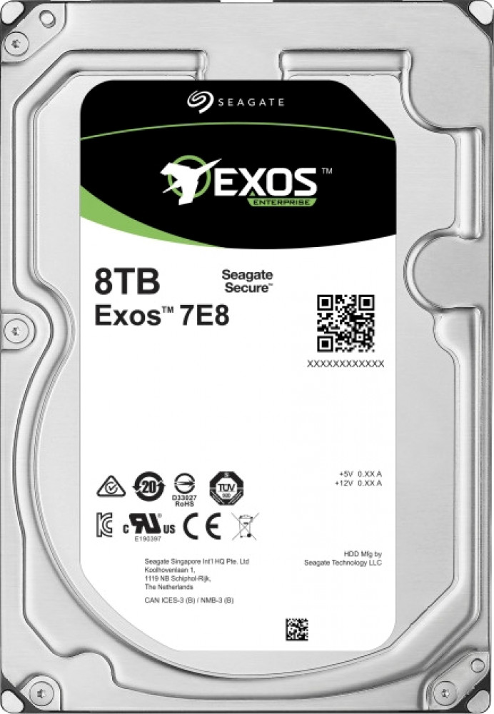 Ổ Cứng HDD Seagate ExosEnterprise 7E8 8TB 3.5