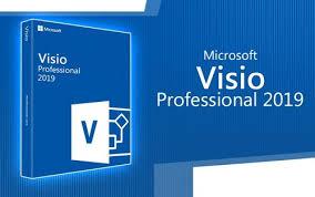 Microsoft – VisioPro 2019 SNGL OLP NL