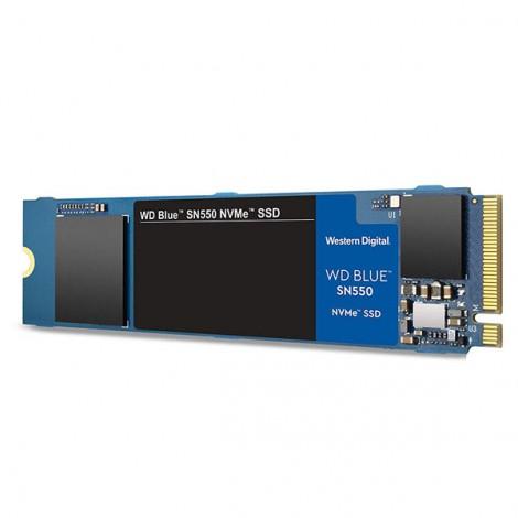 Ổ Cứng SSD Western Digital 250GB Blue SN550 M.2 2280 NVMe Gen3 x4