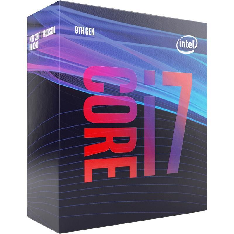 Intel® CoreTM i7-9700 Processor 12M, up to 4.70 GHz